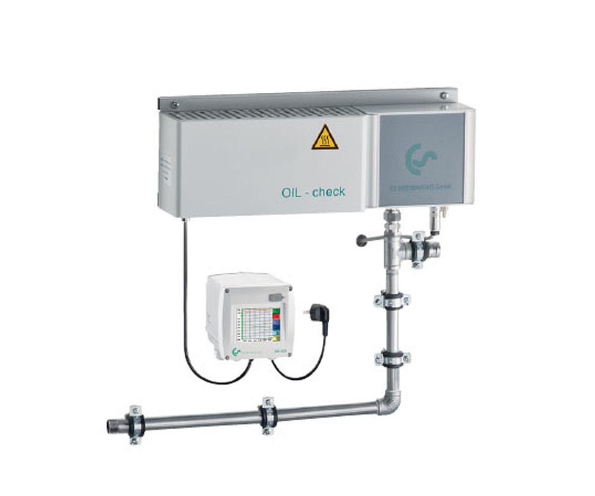 Cs Instruments medidores de aceite