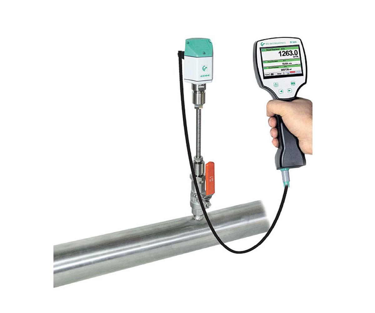 Cs Instruments medidores de caudal
